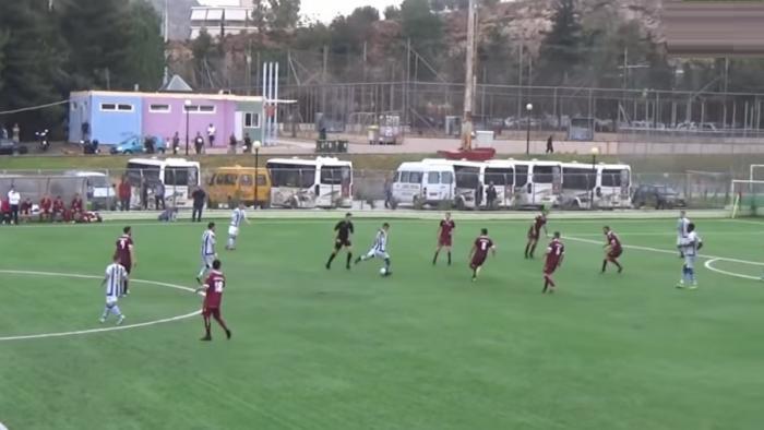 Γκολάρα α λα… Champions League στο τοπικό! (vid)   panathinaikos24.gr