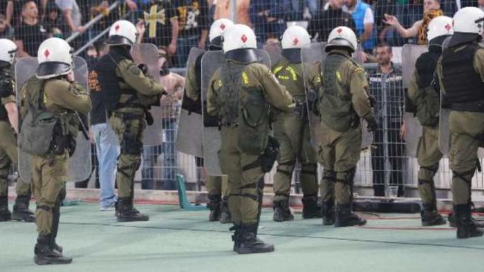 Αριθμός – ρεκόρ για τις αστυνομικές δυνάμεις στο ΟΑΚΑ! | Panathinaikos24.gr