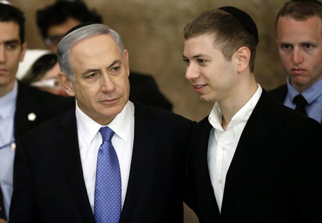 «Γ… την Τουρκία»: Το μήνυμα του γιου του Ισραηλινού πρωθυπουργού Νετανιάχου στο Instagram | panathinaikos24.gr