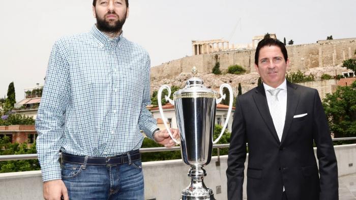 «Περήφανος που είμαι εδώ» | panathinaikos24.gr