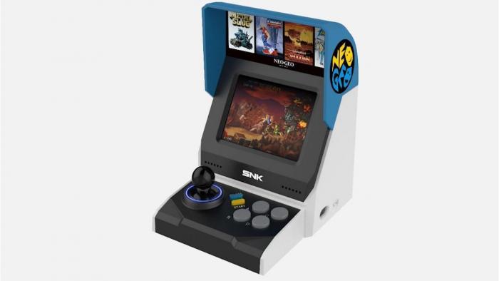 Η SNK ανακοίνωσε επίσημα το Neo Geo Mini   Panathinaikos24.gr