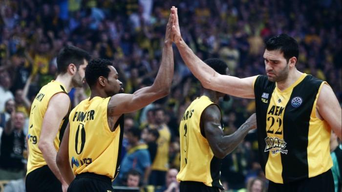 Σήκωσε το Τσάμπιονς Λιγκ στο μπάσκετ η ΑΕΚ | Panathinaikos24.gr