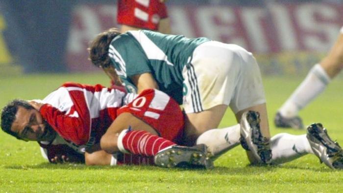 Κυργιάκος Vs Ζιοβάνι κι άλλοι 8: Οι μεγαλύτεροι τσαμπουκάδες ποδοσφαιριστών (vids) | panathinaikos24.gr