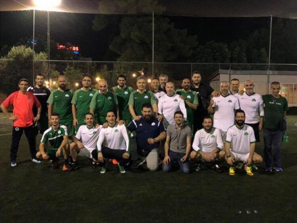 Νίκησε το ποδόσφαιρο!   panathinaikos24.gr
