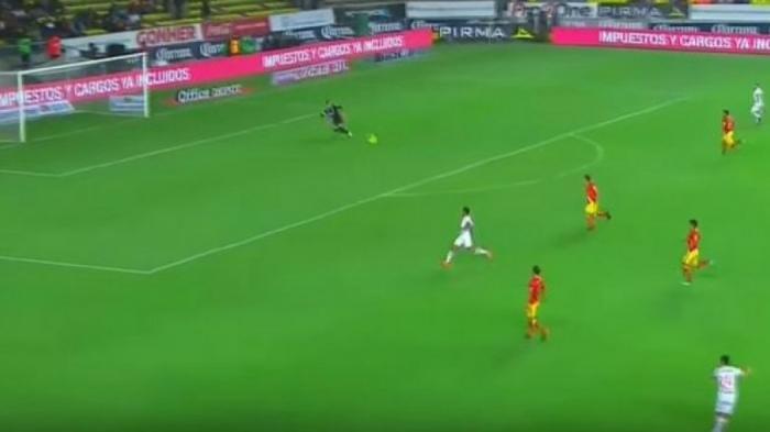 Τερματοφύλακας στο Μεξικό υπέπεσε σε γκάφα ολκής και δέχτηκε απίστευτο γκολ (vid) | panathinaikos24.gr
