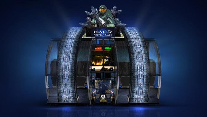 To Halo game στα arcades | panathinaikos24.gr