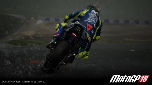 Δείτε video από το νέο MotoGP 18 videogame   Panathinaikos24.gr