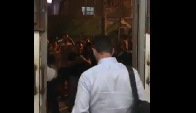 Αποθέωση Ουζουνίδη έξω από τη Λεωφόρο! (vid) | Panathinaikos24.gr