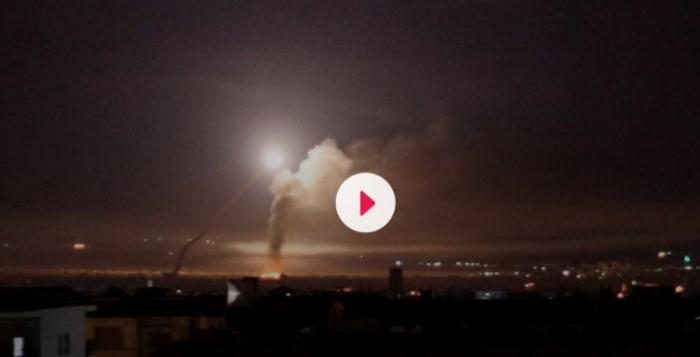 Συναγερμός στη Μέση Ανατολή: To Iσραήλ εξαπέλυσε επιθέσεις εναντίον δεκάδων στόχων στη Συρία | Panathinaikos24.gr