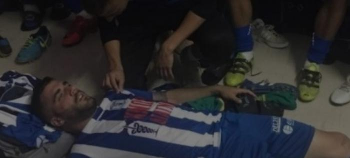Άγριο ξύλο και επεισόδια σε ματς στην Αμαλιάδα: Δείτε φωτογραφίες (pics) | Panathinaikos24.gr