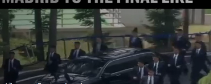 Viral video: Οι διαιτητές πάνε «συνοδεία» την Ρεάλ στον τελικό   panathinaikos24.gr
