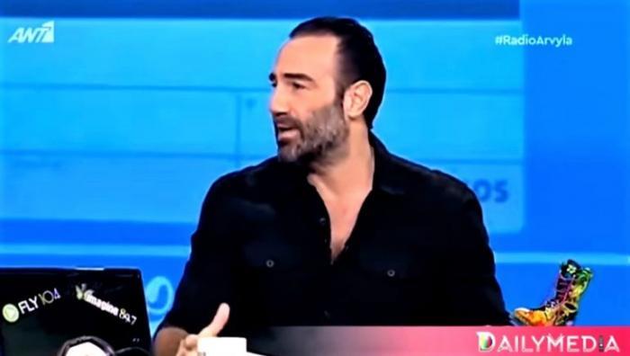 Τα συγκινητικά λόγια του Αντώνη Κανάκη για τον Χάρρυ Κλυνν | panathinaikos24.gr