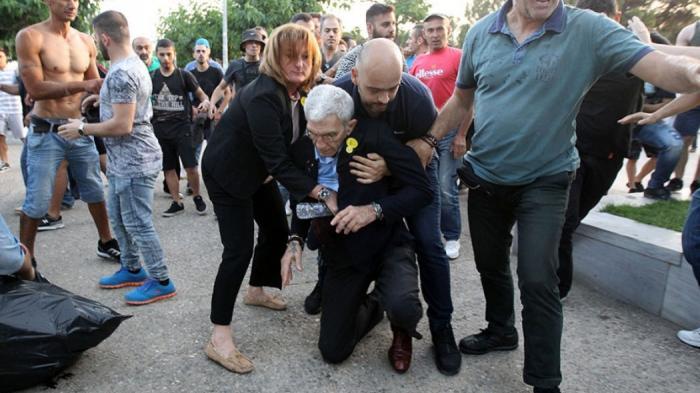 Δύο προσαγωγές για την επίθεση εναντίον του Γ. Μπουτάρη   panathinaikos24.gr