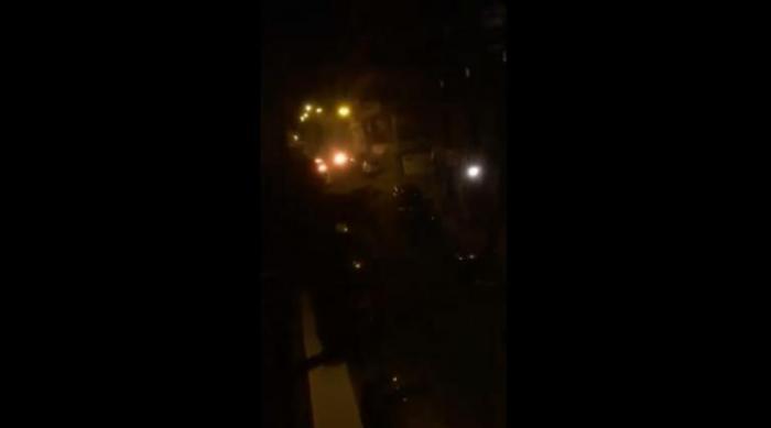 Video ντοκουμέντο από την επίθεση με μολότοφ κοντά στο σπίτι του Αλέκου Φλαμπουράρη στα Εξάρχεια   panathinaikos24.gr