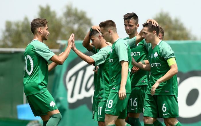 Κ-20: Πράσινο ξέσπασμα με… εξάρα!   Panathinaikos24.gr
