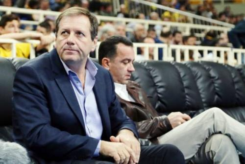 Αγγελόπουλος: «Έχουν μεγάλη βαρύτητα τα συγχαρητήρια του Γιαννακόπουλου»   panathinaikos24.gr