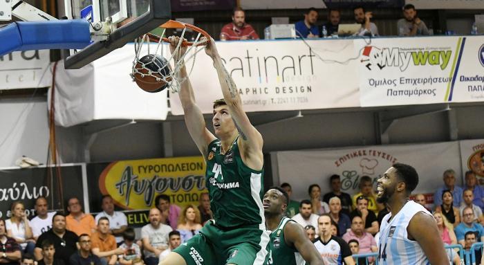Basket League: Το πρόγραμμα των ματς με τον ΠΑΟΚ   panathinaikos24.gr