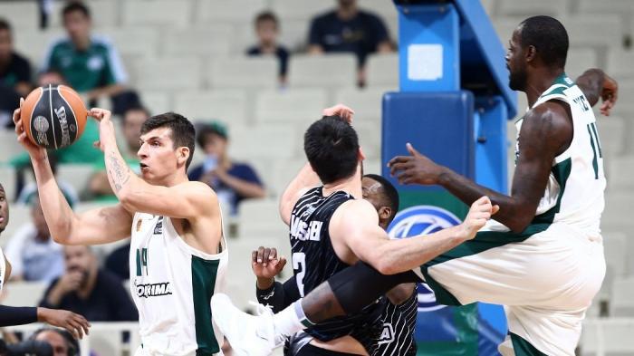 Συνεχίζει χωρίς προβλήματα ενόψει ΠΑΟΚ | panathinaikos24.gr
