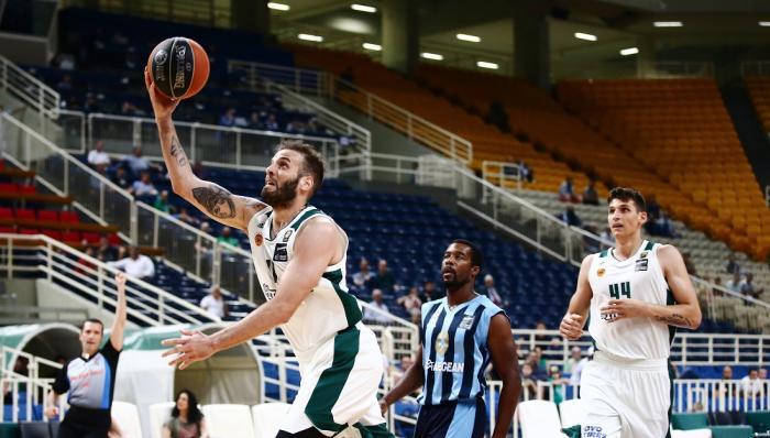 Πρώτο βήμα με… μάτι που γυαλίζει! | panathinaikos24.gr