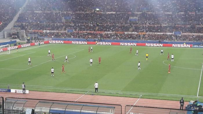 Στην κόντρα ο Μανέ και 1-0 η Λίβερπουλ στη Ρώμη (vid) | Panathinaikos24.gr