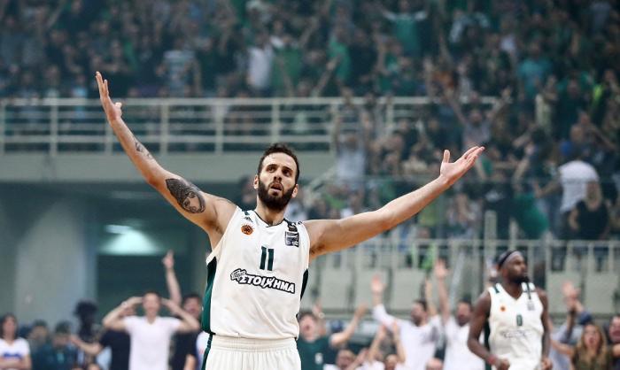 Έπος Παππά με «10 year challenge» και 2029! (pic) | panathinaikos24.gr