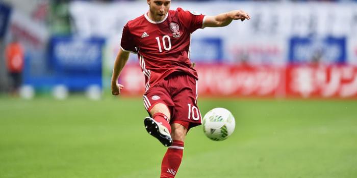 ΓΚΟΛΑΡΑ: Άπιαστο σουτ ο Έρικσεν, 1-0 η Δανία! (vid) | panathinaikos24.gr