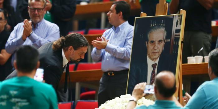 Παύλο, θα είσαι για πάντα ανάμεσά μας! | panathinaikos24.gr