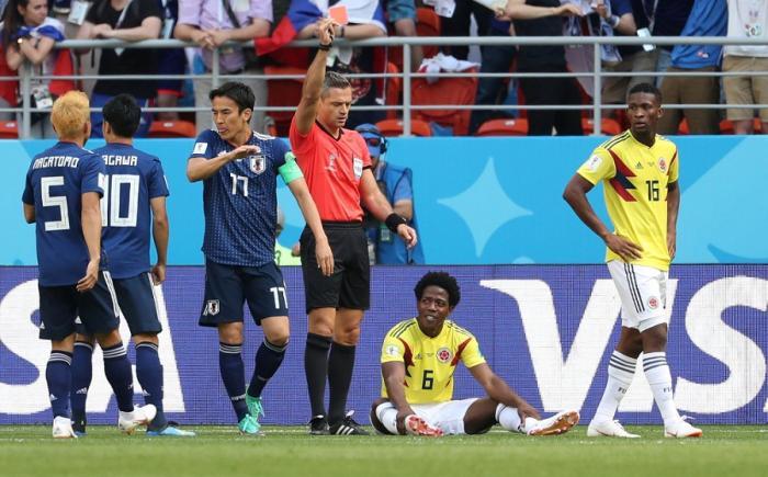1-0 με το… «καλημέρα» η Ιαπωνία, με δέκα η Κολομβία! (video) | panathinaikos24.gr