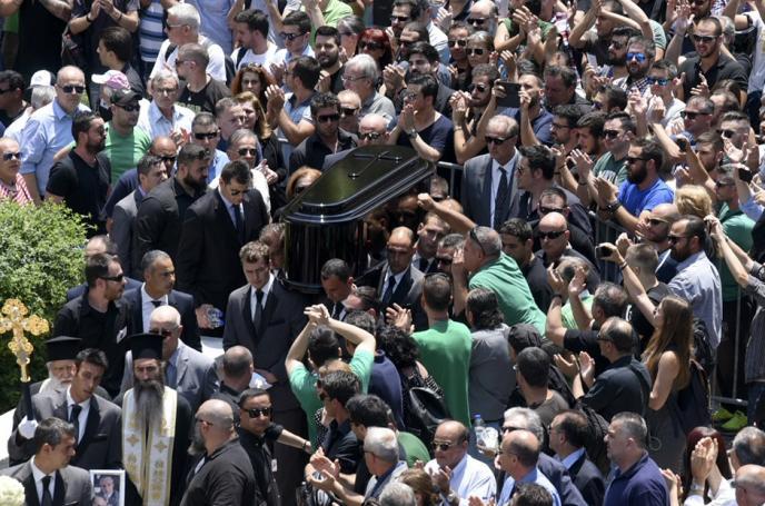 Αντίο αξεπέραστε Παύλε Γιαννακόπουλε (pics + vid) | panathinaikos24.gr