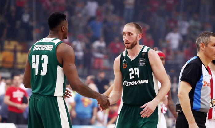Λοτζέσκι: «Νιώσαμε με την πλάτη στον τοίχο και αντιδράσαμε» | panathinaikos24.gr