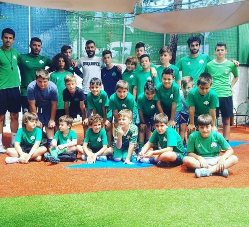 H 4η μέρα του PAO Futsal summer camp (Pic)! | panathinaikos24.gr