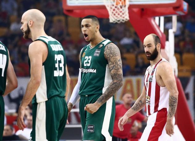 LIVE: Ολυμπιακός – Παναθηναϊκός | panathinaikos24.gr