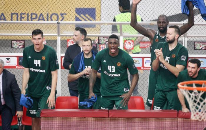 Και τώρα… σκληρή δουλειά για το 2-1! | panathinaikos24.gr