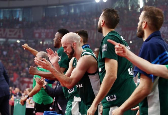 Πρωτάθλημα στο ΣΕΦ και αφιέρωση στον Παύλο… | Panathinaikos24.gr