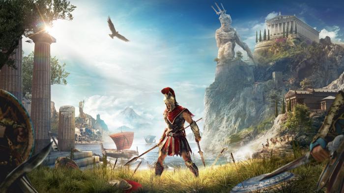 Σειρά εκδόσεων θα συνοδεύσει την κυκλοφορία του ελληνικού Assassin's Creed Odyssey | panathinaikos24.gr