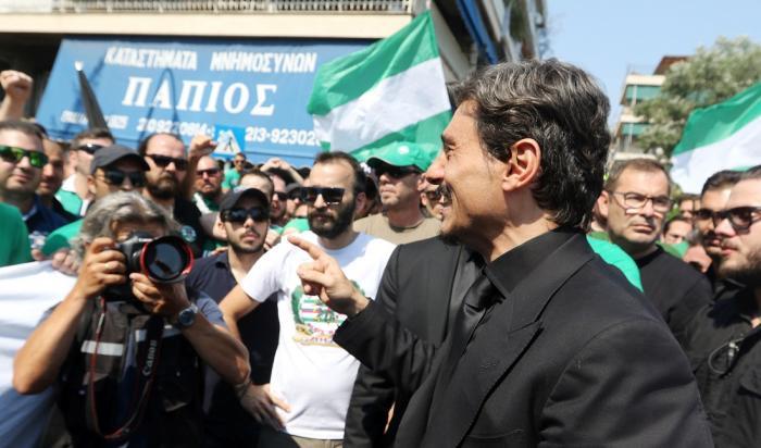 Συγκλονίζει ο Δ.Γιαννακόπουλος: «Να είστε περήφανοι, σας αγαπάει από εκεί που είναι» (vid) | panathinaikos24.gr