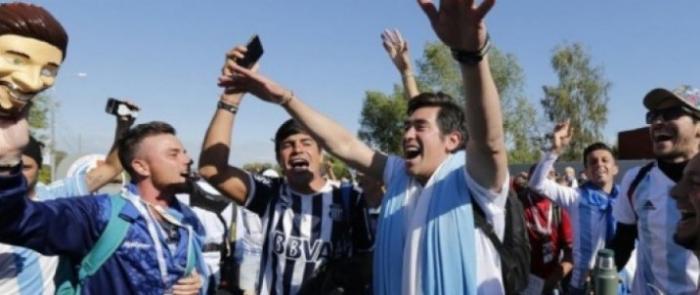 «Δείξτε τα αρχ@@@@ σας και πάμε στον πόλεμο» το σύνθημα των Αργεντινών! (vid)   Panathinaikos24.gr