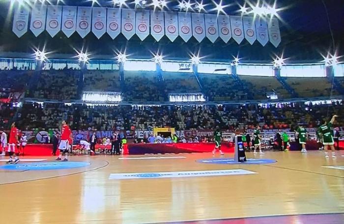 Άδειο το ΣΕΦ – Ούτε 7.000 κόσμου (pic) | panathinaikos24.gr