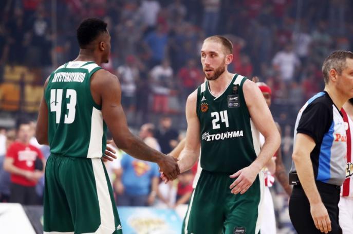 Παναθηναϊκός… 4×4 στο ΣΕΦ! | Panathinaikos24.gr