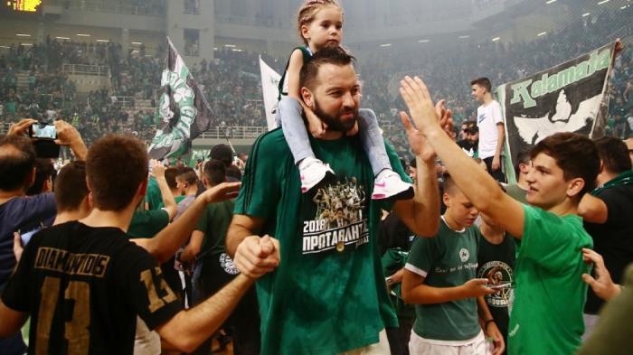 Βουγιούκας: «Πουθενά αλλού σαν το ΟΑΚΑ» | panathinaikos24.gr