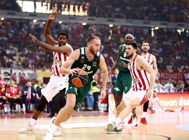 Ρεκόρ για δύο «πράσινους» στο ΣΕΦ | panathinaikos24.gr