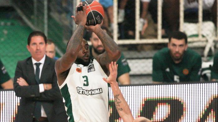 Έλαβε συγχαρητήρια από Ντόνσιτς ο Κέι Σι Ρίβερς! (pic) | panathinaikos24.gr