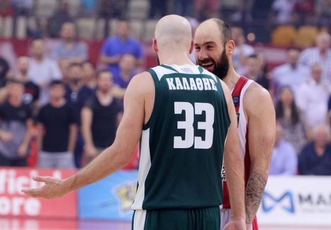 «Αρπάχτηκαν» Καλάθης – Σπανούλης – «Ραντεβού» την Κυριακή – Η φωτογραφία που τους «πρόδωσε» (pic) | panathinaikos24.gr