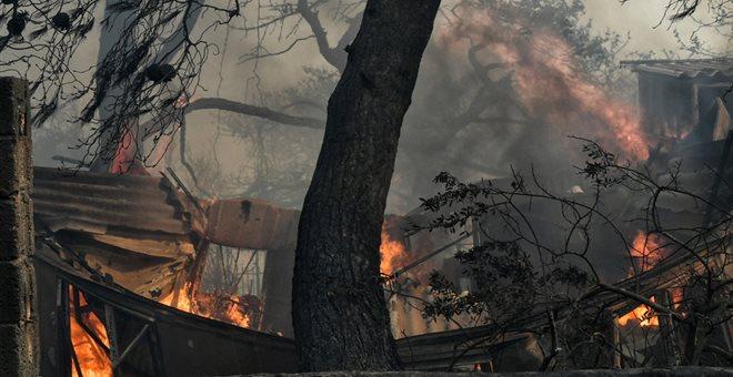 Αυτά είναι τα ενεργά μέτωπα πυρκαγιών στη χώρα | panathinaikos24.gr