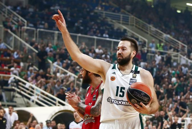 Ίαν Βουγιούκας: «Ο Δημήτρης Γιαννακόπουλος κάνει θυσίες – Στόχος για φέτος το final 4» | panathinaikos24.gr