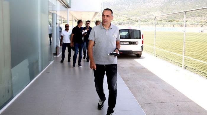 Πρώτο βήμα προς τη νέα σεζόν… | panathinaikos24.gr