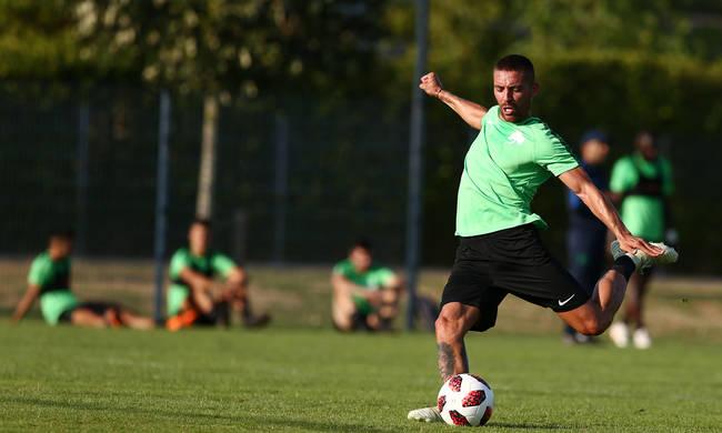 Ανυπομονεί να επιστρέψει ο Μουνιέ (Pic) | panathinaikos24.gr