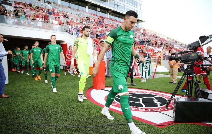 Τρομερή στιγμή: Οι οπαδοί της Αντβέρπ χειροκροτούν τη Θύρα 13!   panathinaikos24.gr