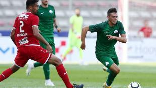 Η ανατροπή της Αντβέρπ – Τα δυο γκολ για το 2-1 με τον Παναθηναϊκό (vid)