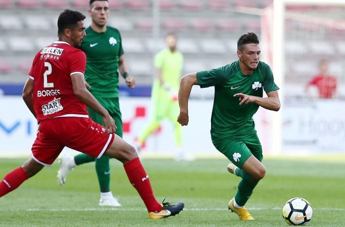 Η ανατροπή της Αντβέρπ – Τα δυο γκολ για το 2-1 με τον Παναθηναϊκό (vid) | panathinaikos24.gr